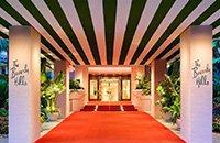 The Beverly Hills Hotel Interior