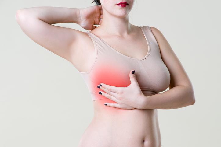 Correcting hardened Breast Implants