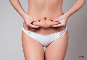 Tummy tuck surgery can help get rid of stubborn fat deposits and excess skin on the lower abdomen.